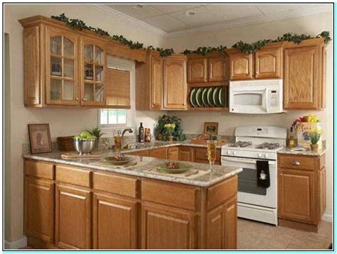 kitchen color schemes  oak cabinets torahenfamilia