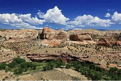 Utah Grand Monument National Escalante Staircase Usa