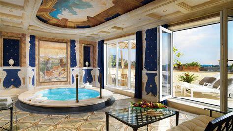 hotel la cupola roma hotel lusso le 10 suite da sogno style il