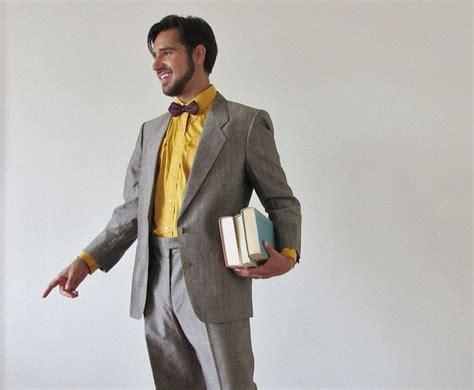 grauer anzug braune schuhe 507 best herrenmode images on