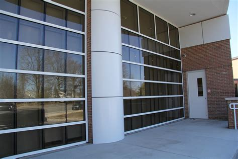 Kawneer Curtain Wall Colors by E C Contracting