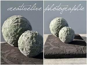 Dekokugeln Selber Machen : diy betonplatte kuschelkugel creativlive ~ Watch28wear.com Haus und Dekorationen