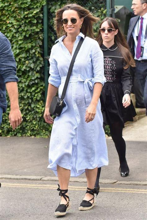 pippa middletons  maternity outfits pippa middleton