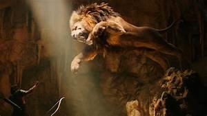 Dwayne Johnsons Movie Hercules Lion Fight HD Wallpaper ...