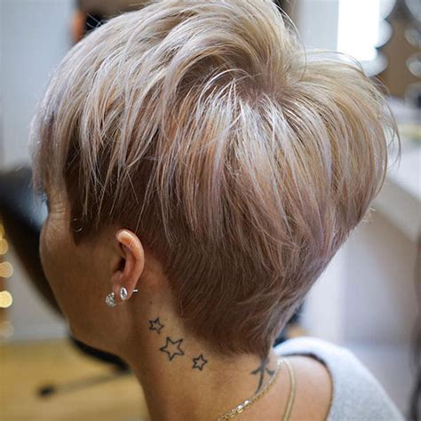 Layered Pixie Cut Hairstyles by 55 Best Pixie Cuts 2019 Hairstyless