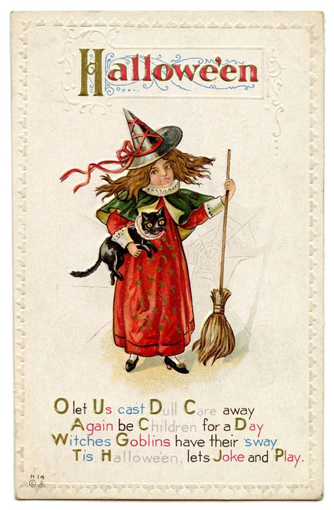 cute witch halloween pictures  graphics fairy