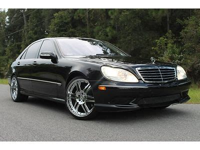 """Get the details right here, from the comprehensive motortrend buyer's guide. Find used S600 BI TURBO 500 HP AMG SPORT PKG 20"""" LIKE S55 S65 CL55 CL600 CLS55 06 05 04 in ..."""