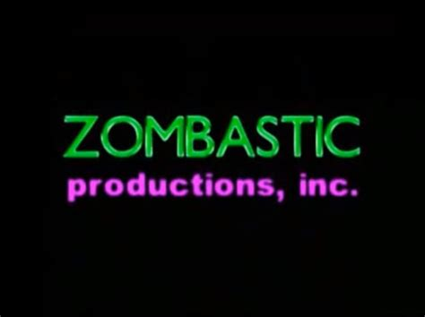 Zombastic Productions, Inc. - Closing Logos