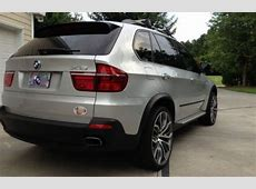 Find used BMW X5 48 Liter BMW Rims Wide Tires