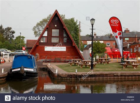 Alvechurch Boat Hire by The Chandlery And Offices Of Abc Leisure Group At