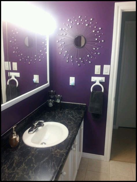 Bathroom Design In Purple Tones And Shades by 10 Impressive Bathroom Designs In Purple Interior Design