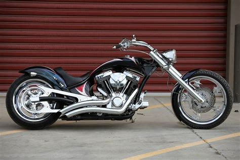 Vance And Hines Big Radius Exhaust For American Ironhorse