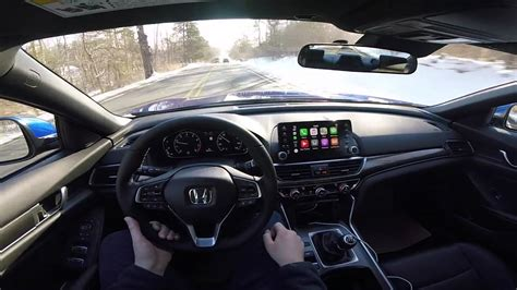 Another Drive!! 2018 Honda Accord Sport 2.0t 6 Speed