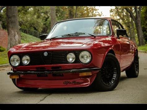 1973 Alfa Romeo Gtv 2000 Italian Hot Rod Youtube
