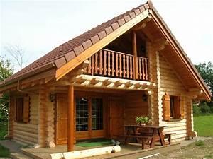 Vente Chalet Bois Habitable : chalet bois habitable 40m2 inspiration de d coration ~ Melissatoandfro.com Idées de Décoration