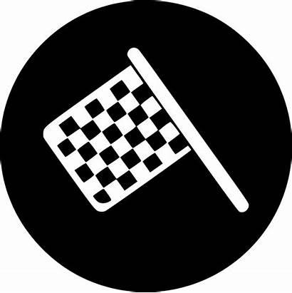 Flag Start Icon Svg Onlinewebfonts
