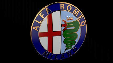 Alfa Romeo Badge by Alfa Romeo Badge Free 3d Model Stl Sldprt Sldasm Slddrw