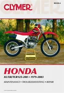 Honda Xl  Xr  Tlr 125