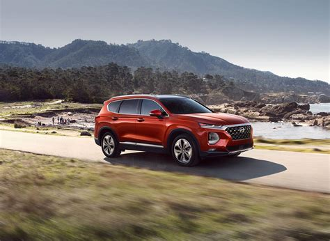 Introducing The All-new 2019 Santa Fe Suv