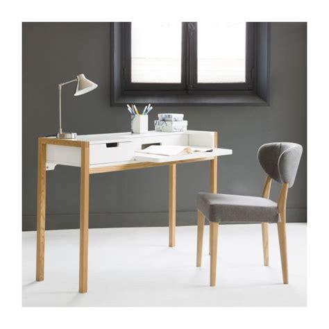 farringdon bureaux blanc naturel bois habitat