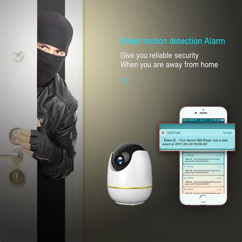 Wireless Ip Camera, Compatible With Alexa Echo Show