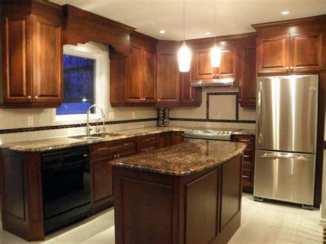 couleur d armoire de cuisine armoire de cuisine classique en bois avec comptoir de