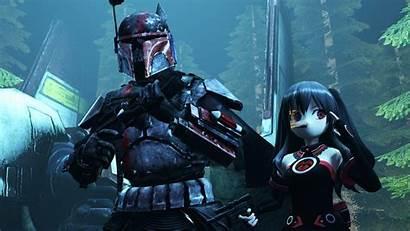 Mandalorian Wallpapers Wars Team Deviantart Fan Recon