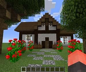 Minecraft, Cottage, Tutorial