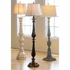 Coordinating table floor lamps at kirkland39s for Kirklands turquoise floor lamp