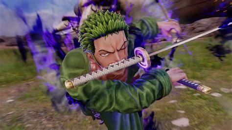 Gameplay Session 2 Zoro Vs Sasuke Bandai Namco