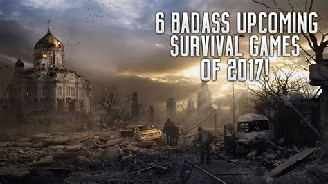 badass upcoming survival games   ps xbox  pc
