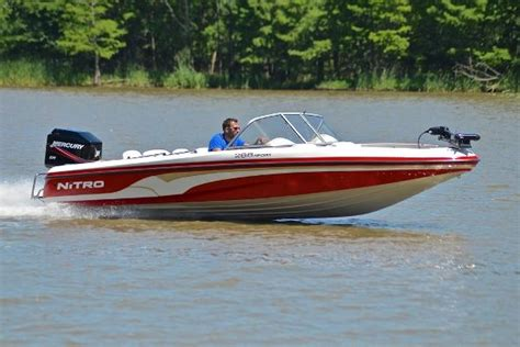 Nitro Boats State Team by Used Bass Boats For Sale In Arkansas Boats