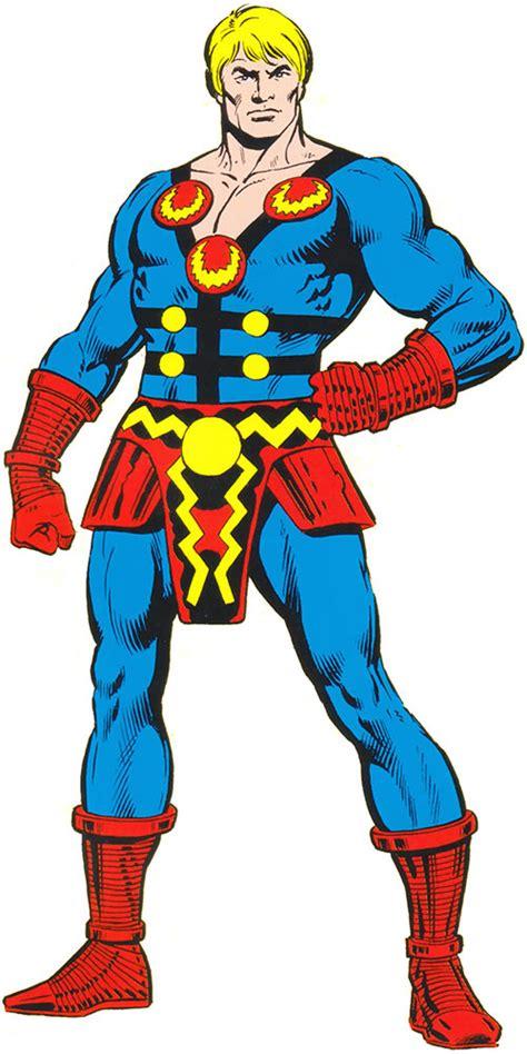 Ikaris - Marvel Comics - Eternals - Jack Kirby - Prime ...