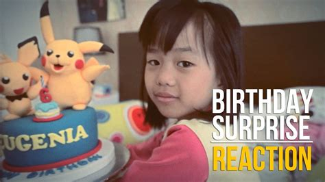 not es lilin eugenia 6th birthday reaction