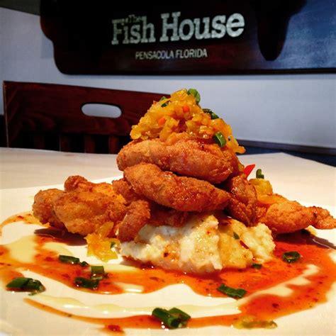 fish house menus