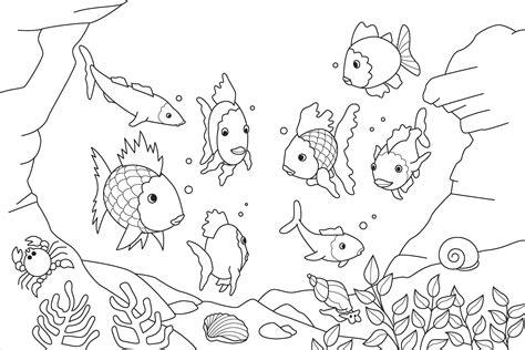 fish coloring pages  coloring kids coloring kids