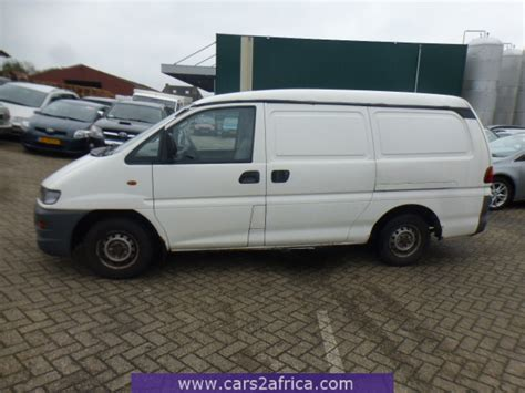Mitsubishi L400 by Mitsubishi L400 2 5 Td 65380 Used Available From Stock