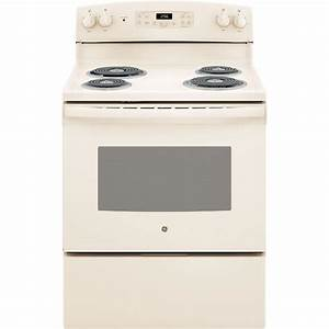 Ge 30 In  5 0 Cu  Ft  Electric Range With Self
