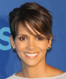 Halle Berry Hairstyles Back View