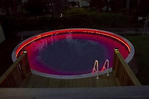 Above Ground Pool Rope Lighting Swimming Pool Led Lighting Strips Led Pool Lighting