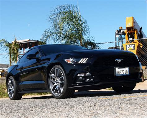 2015 & 2016 Ford Mustang Fastback V6 Or Convertible V6 3