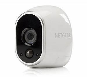 Camera De Surveillance Exterieur Sans Fil : netgear arlo une cam ra de surveillance sans fil et tanche ~ Dailycaller-alerts.com Idées de Décoration