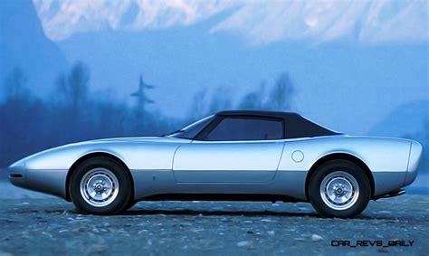 Concept Flashback - 1978 JAGUAR XJ Spider by Pininfarina