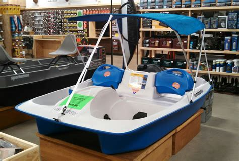 Sun Dolphin Paddle Boat by Sun Dolphin Sun Slider 5 Person Pedal Boat Review
