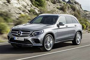 Mercedes Classe Glc : premier contact de la mercedes classe glc 220 d ~ Dallasstarsshop.com Idées de Décoration