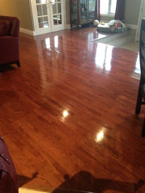 Steam Clean Real Wood Floors by Streak Free Hardwood Floors Thriftyfun