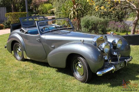 Triumph Roadster 1800cc 1947 In Melbourne, Vic