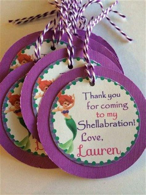 mermaid ariel custom birthday party   gift