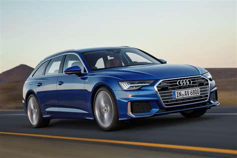 New 2018 Audi A6 Avant Estate Loads Up On Style  Auto Express