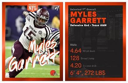 Myles Garrett Reddit Nfl Pick Cleveland Browns